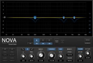 TDR Nova (parallel dynamic EQ)