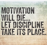 Discipline vs Inspiration