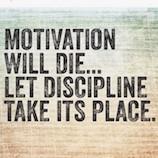 Discipline vs Inspiration