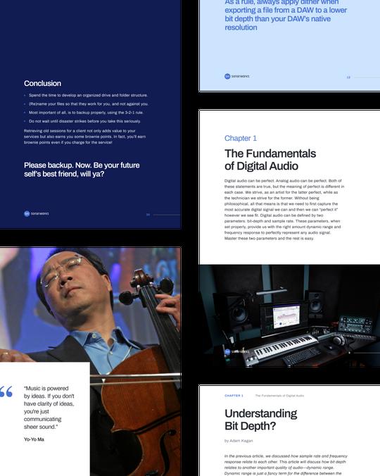 Digital Audio Demystified