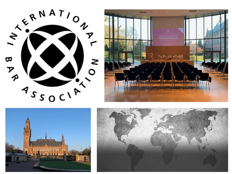 "IBA WCC Annual Conference ""The Next Big Questions for International Criminal Justice"""