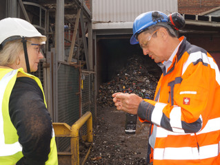 Axion Polymers hosts MEP's fact-finding visit to recycling sites