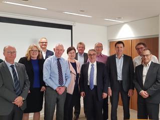 European Resilient Flooring association announces board and senior staff changes