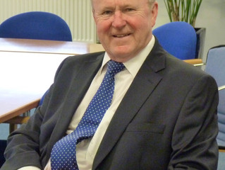 Long-serving Winkhaus NE project manager Trevor Riley retires