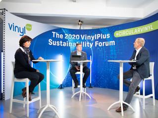 European PVC industry builds new 2030 sustainability programme atthe online VinylPlus Sustainabilit