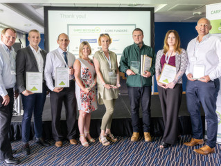 Carpet Recycling UK Awards: 'Innovation' saves company £3million