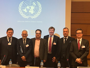 British Lawyers in Geneva Call on the UN to Act Decisively on the Deteriorating Human Rights