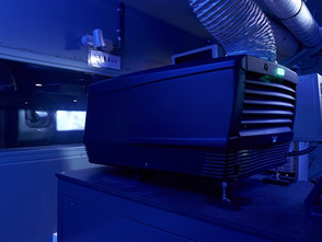 FAQ about installing a laser cinema projector: how to get the projector in my booth?
