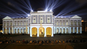 Barco UDX lights up the Singapore Night Festival!
