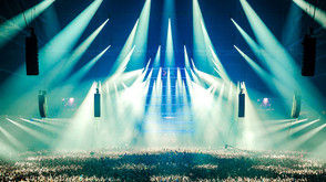 Clay Paky delivers huge party atmosphere on Amsterdam Music Festival