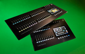 ETC's ColorSource consoles bring big control to small stages