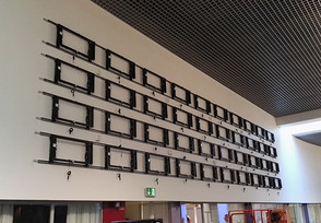 Telenor Norway Adds 40 Display Video Wall