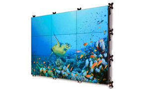 Discover the unseen – Revolutionizing the LCD video wall experience