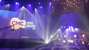Clay Paky Scenius makes its Australian debut at the CMC Music Awards