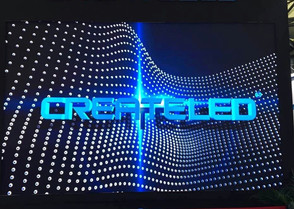CreateLED Unveiling 1.9mm & Curving LED Displays in LED CHINA EXPO 2015