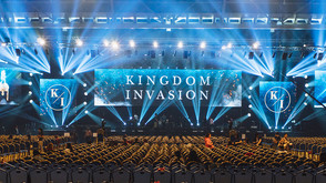 Claypaky and Illuminate Productions shine at Kingdom Invasion 2017