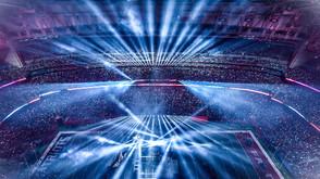 Claypaky Mythos and Sharpy Fixtures Light Up Lady Gaga's Super Bowl LI Halftime Show