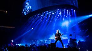 Claypaky Fixtures Help Queen + Adam Lambert Light Up the Stage on World Tour