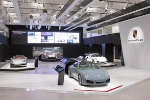 ETC drives Volkswagen exhibition venue