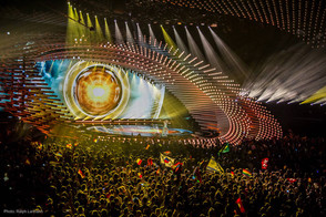 Schnick-Schnack-Systems supplied led technology for Eurovision Song Contest 2015