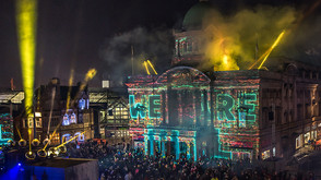 Claypaky kicks off Hull's year as UK City of Culture