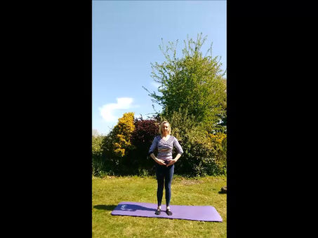Enjoy a Pilates or Yoga retreat at home