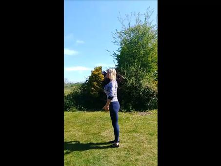 'Bring me sunshine' for garden Yoga