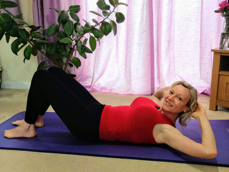 Pilates for Winter well-being