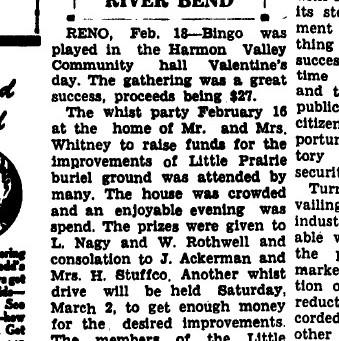 This Week In History - 22 Feb 1946