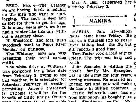 This Week In History - 08 Feb 1946