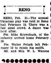 This Week In History - 23 Feb 1945