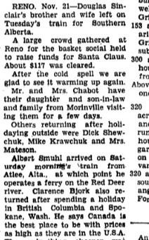 This Week In History - 23 Nov 1945