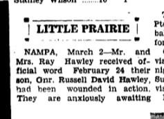 This Week In History - 09 Mar 1945