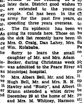 This Week In History - 11 Jan 1946