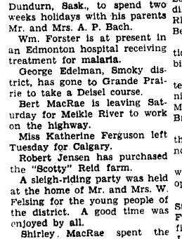 This Week In History - 25 Jan 1946