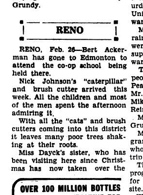 This Week In History - 01 Mar 1946