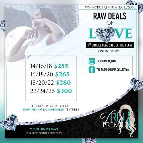 Raw Deals of Love
