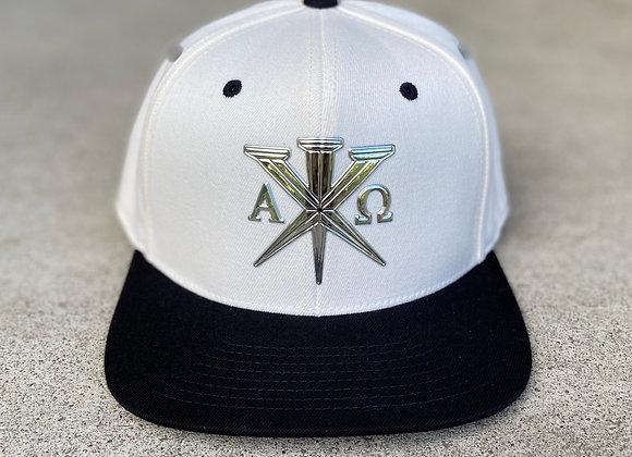 33AD Christian brand two-tone SnapBack cap