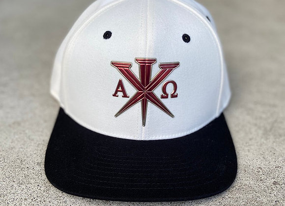 Two-tone SnapBack cap