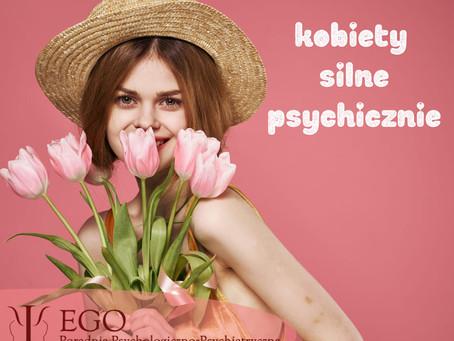 Kobiety silnie psychicznie
