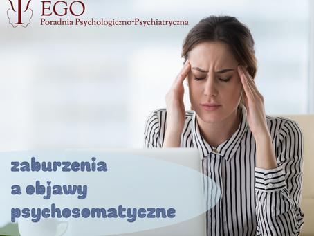 Zaburzenia psychosomatyczne - cd.