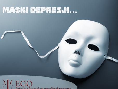 Maski depresji - co to takiego?