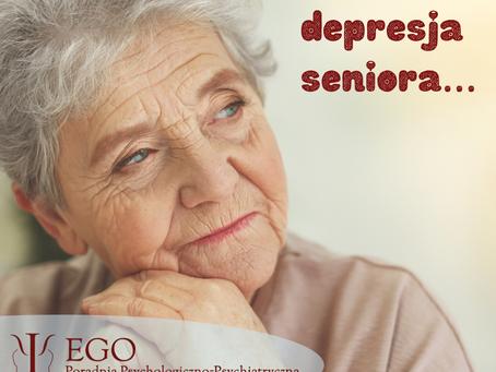 Depresja u seniorów