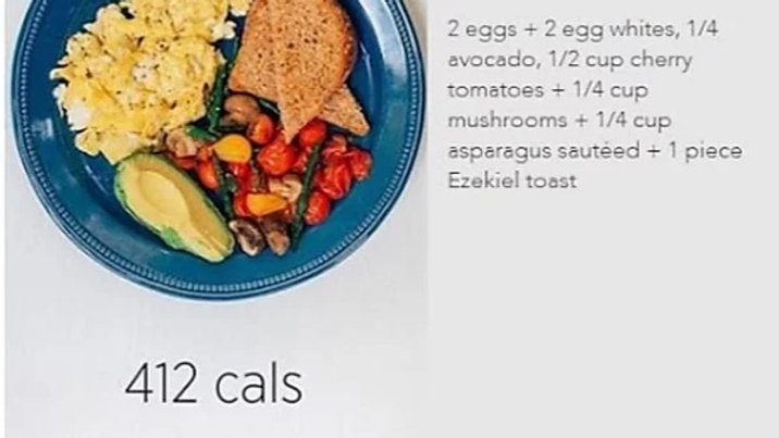 12 in 30 Meal Plan