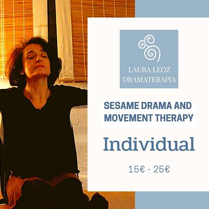 Individual Sesame dramatherapy