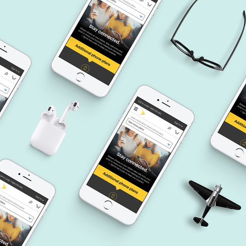 Sprint's 'More' Plans Page