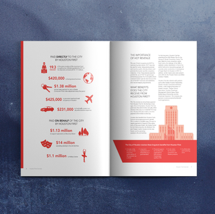 Houston First: Pitch Book
