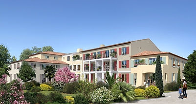 ACHETER UN APPARTEMENT NEUF A CHATEAUNEUF GRASSE 06740