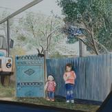 untitled (Bus Maedchen), 2013