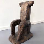 SitzendeFigur, 1965